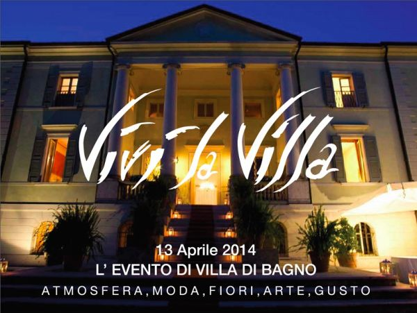 Vivi la villa l 39 evento di villa di bagno le terre del gusto - Bagno la villa pinarella ...